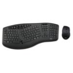 Adesso WKB-1600CB keyboard RF Wireless QWERTY US English Black