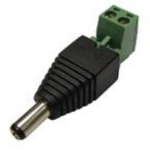 Xvision DCP-B Black,Green,Silver electrical power plug