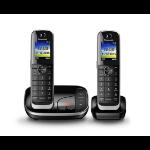Panasonic KX-TGJ322E DECT Caller ID Black