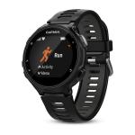 Garmin Forerunner 735XT sport watch Black, Grey 215 x 180 pixels