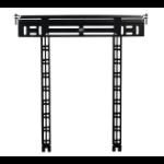 "B-Tech BT8210 55"" Black flat panel wall mount"