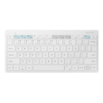 Samsung Smart Trio 500 keyboard Bluetooth QWERTY English White