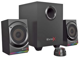 Creative Labs Creative SoundblasterX Kratos S5 2.1  RGB Gaming Speaker System (51MF0470AA002)