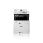 Brother MFC-L8690CDW 2400 x 600DPI Laser A4 31ppm Wi-Fi Black,Grey multifunctional