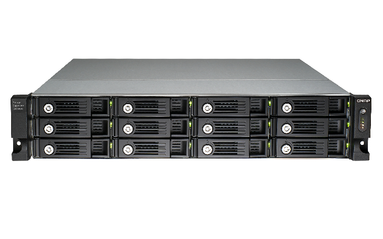 Expansion Unit 12 Bay Ux-1200u-rp 2u Rps
