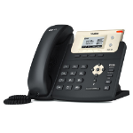 Yealink SIP-T21P E2 IP phone Black Wired handset LCD