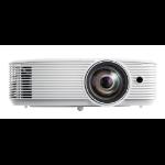 Optoma X318ST data projector 3300 ANSI lumens DLP XGA (1024x768) 3D Portable projector White