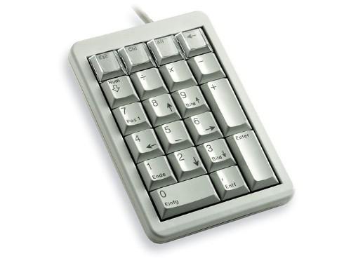 CHERRY G84-4700 numeric keypad USB Notebook/PC Grey