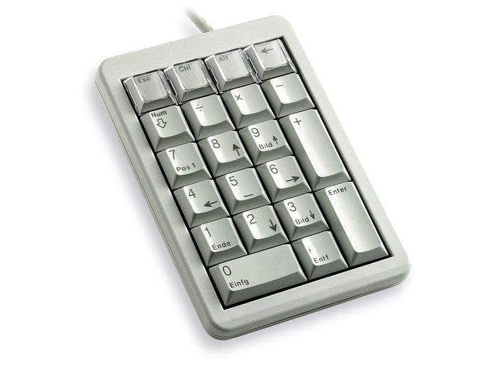 Keypad G84-4700 Programmable Keypad USB Light Grey