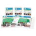 Hewlett Packard Enterprise LTO-5 Ultrium 3TB Eco Case Data Cartridges 20 Pack 1,27 cm