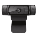 Logitech C920 HD Pro webcam 15 MP 1920 x 1080 pixels USB 2.0 Black