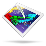 Lenovo TAB 2 A10-30 16GB White Qualcomm Snapdragon APQ8009 tablet