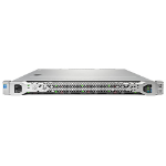 Hewlett Packard Enterprise ProLiant DL160 Gen9 server Intel Xeon E5 v3 1.9 GHz 8 GB DDR4-SDRAM Rack (1U) 550 W