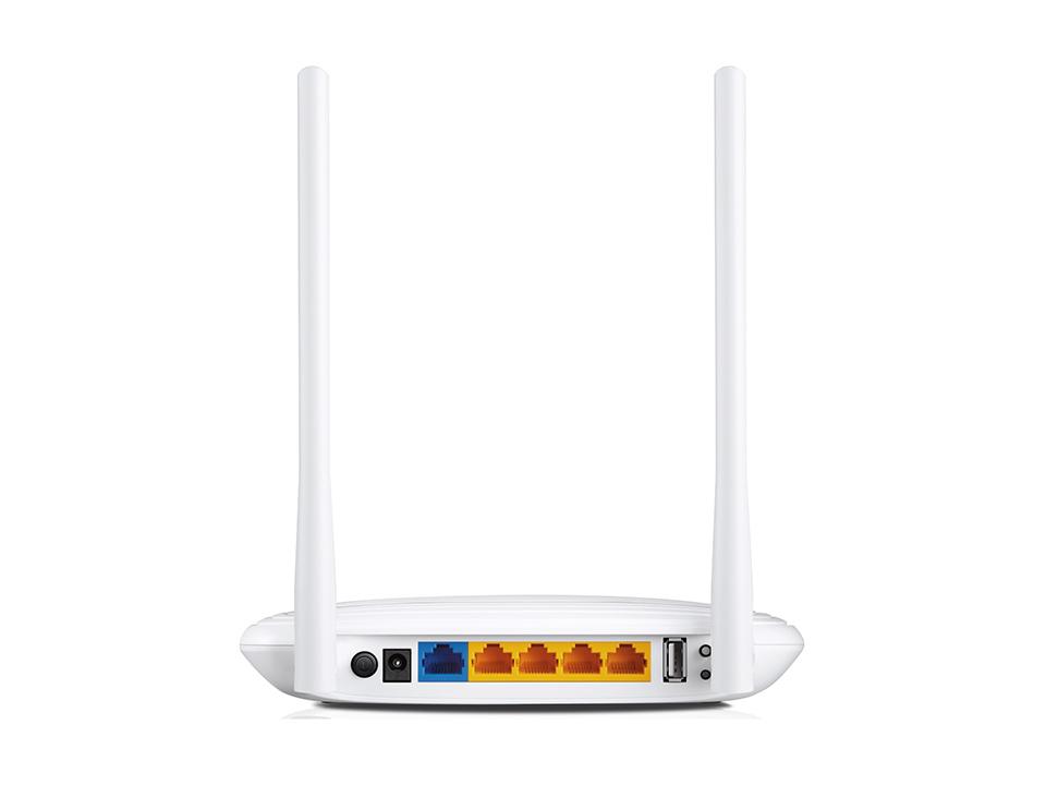 TP-LINK TL-WR842N Single-band (2.4 GHz) Fast Ethernet White
