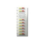 Quantum CLEANING BARCODE LABELS ALL