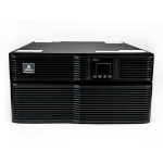 Vertiv Liebert GXT4 uninterruptible power supply (UPS) 6000 VA 8 AC outlet(s) Double-conversion (Online)