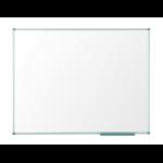 Nobo Classic Steel Magnetic Whiteboard 2100x1200mm with Aluminium Trim