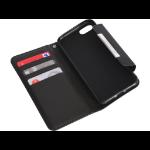 Sandberg Flip wallet iPhone 7/8 Blackskin