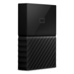 Western Digital My Passport external hard drive 4000 GB Black
