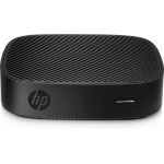 HP t430 Thin Client (2UE29AV) 1,1 GHz N4000 Negro Smart Zero 740 g