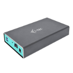 "i-tec U3MYSAFE035 behuizing voor opslagstations 3.5"" HDD-/SSD-behuizing"