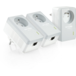 TP-LINK TL-PA4010PT Kit 500Mbit/s Ethernet LAN White 3pc(s) PowerLine network adapter