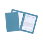 Exacompta Value Transfer File Foolscap Blue TFM-BLUZ - (PK25)