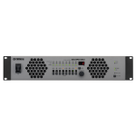 Yamaha XMV8140 Performance/stage Wired Black, Grey audio amplifier