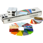 Zebra Premier Colour PVC 500pc(s) business cardZZZZZ], 104523-132