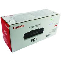 Canon FX-3 Black Toner Cartridge 2700pages Black