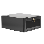 Chief Secure Storage Cabinet key cabinet/organizer Black