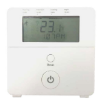 Lightwave LW921 thermostat RF White