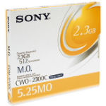 Sony CWO2300 magneto optical disk