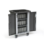 Bretford T45C-P-AC-US portable device management cart & cabinet Grey