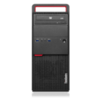 Lenovo ThinkCentre M900 3.4GHz i7-6700 Mini Tower Black,Red PC