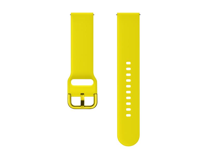 Samsung ET-SFR50 Band Yellow Fluoroelastomer