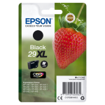 Epson Strawberry Singlepack Black 29XL Claria Home Ink
