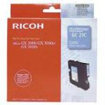 Ricoh Regular Yield Print Cartridge Cyan 1k Cyan