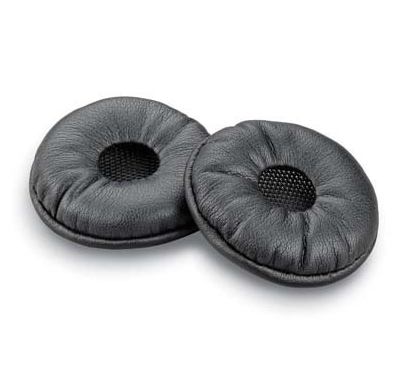 POLY 202999-02 headphone pillow Black 2 pc(s)