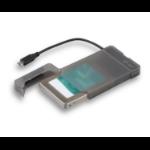 "i-tec C31MYSAFEU313 behuizing voor opslagstations 2.5"" HDD-/SSD-behuizing Zwart"