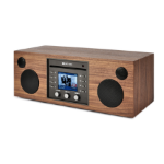 Como Audio Musica Wi-Fi Walnut