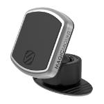 Scosche MPDI Car Passive holder Black,Silver holder