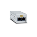 Allied Telesis AT-DMC1000/SC-30 network media converter 1000 Mbit/s 850 nm Multi-mode Grey