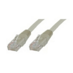 Microconnect UTP606 6m Cat6 U/UTP (UTP) Grey networking cable