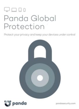 Panda Global Protection, 1 year, DVD 5user(s) 1year(s) DVD