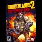 2K Borderlands 2: Psycho Pack PC Video game downloadable content (DLC)