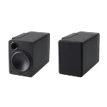 Audica MICROsub 3 Active subwoofer Black