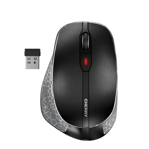 CHERRY MW 8 ERGO mouse RF Wireless+Bluetooth Optical 3200 DPI Right-hand