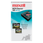 Maxell 290038 cleaning media