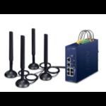 PLANET Industrial 5G NR Cellular gateway/controller